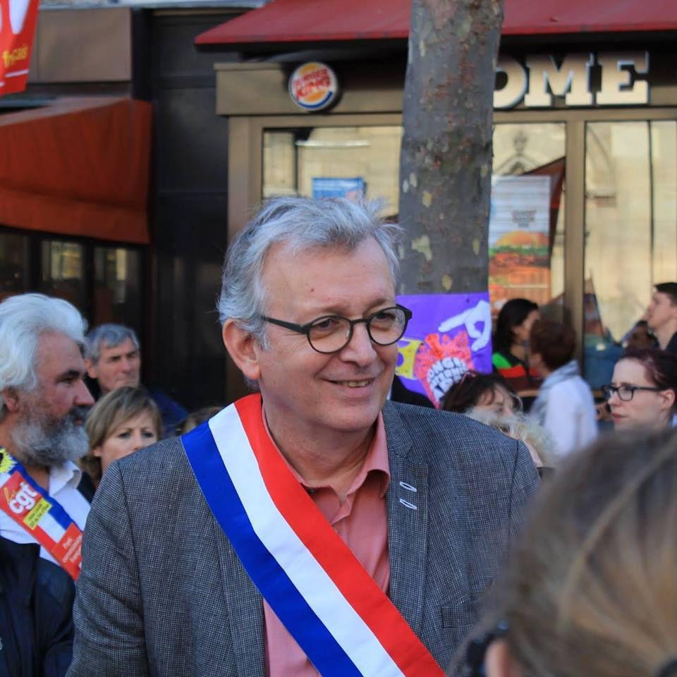 Crise de l'hôpital, nouveau plan de réorganisation néo-libéral: Pierre Laurent, sénateur communiste de Paris, président du Conseil National du PCF, écrit au Président Macron