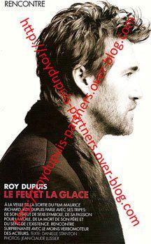 2005/12 - Roy Dupuis: le feu et la glace