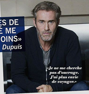 2014/10 - Roy Dupuis dit non à une superproduction