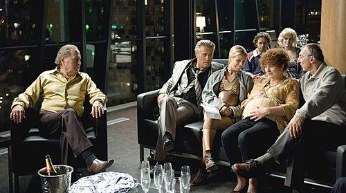 2010/10 - «Coteau  Rouge»: Roy Dupuis et Céline Bonnier en tournage à Longueuil
