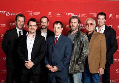 2009 - Tapis rouge pour la relève en cinéma, télévision et médias interactifs