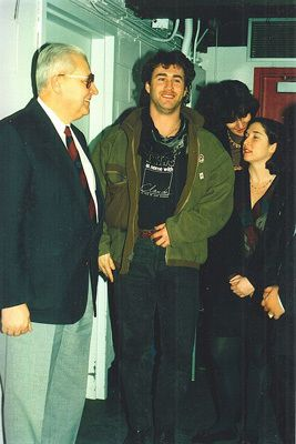 1992/02 - Première du film «Being at Home with Claude»