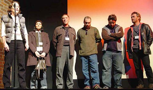 2004/11 - Mémoires affectives / 23e Festival du Cinéma international en Abitibi-Témiscamingue