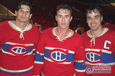 2006 - Les vies internationales de «Maurice Richard»