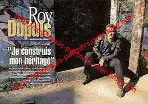 1999/05 - Roy Dupuis: je construis mon héritage