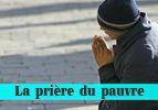 la prière du pauvre