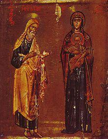 Le Seigneur lui-même vous donnera un signe : Voici que la jeune femme est enceinte, elle enfantera un fils, et on l'appellera Emmanuel, c'est-à-dire : Dieu-avec-nous