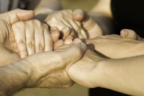dans le Christ, on se réconforte les uns les autres