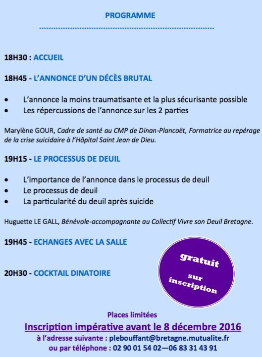 Jeudi 15 décembre 2016 :intervention commune élu/gendarme/services de secours lors de l'annonce d'un décès brutal