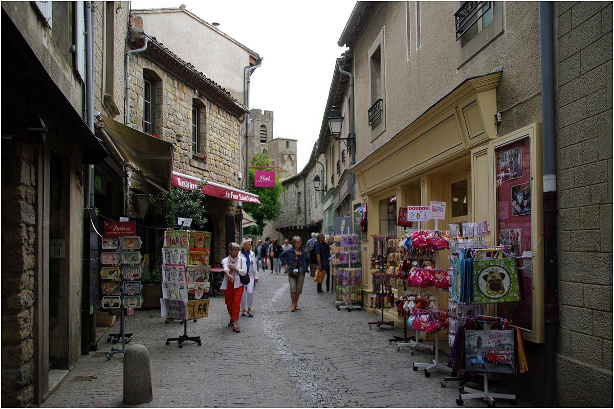 Carcassonne - cité médiéviale