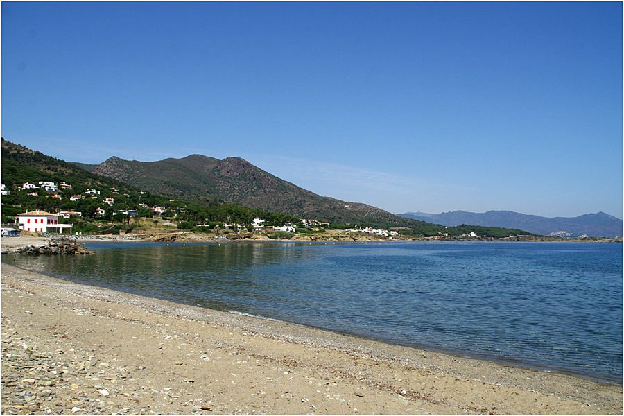 Espagne - du côté de Port Bou