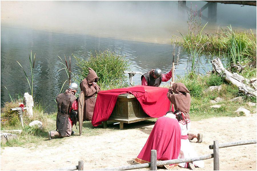 Le Puy du Fou - Août 2013 - Les Vikings