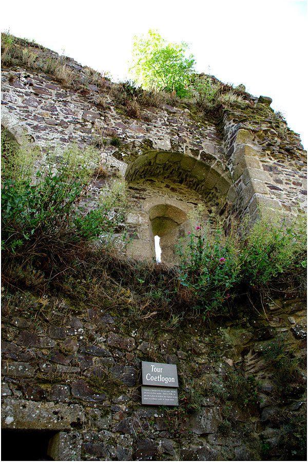 Fougères - visite du château