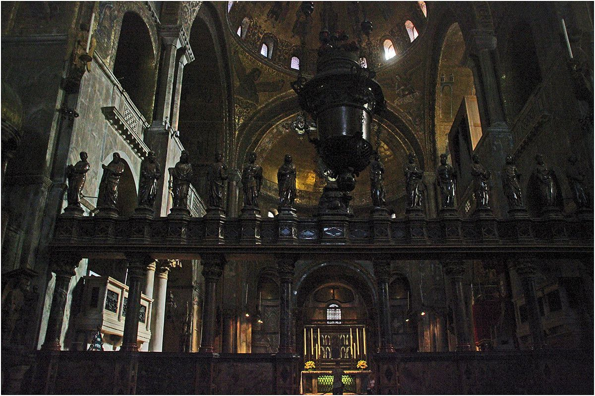 Venise - septembre 2013 - basilique Saint Marc