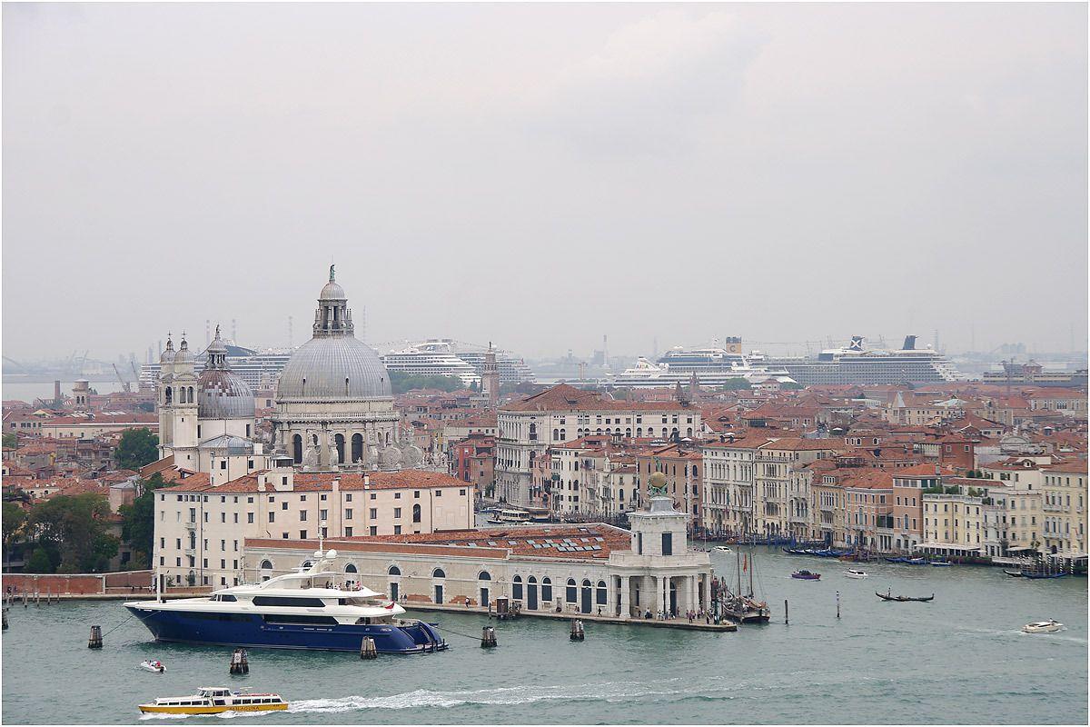 Venise en photos - septembre 2013 - San Giorgio Maggiore