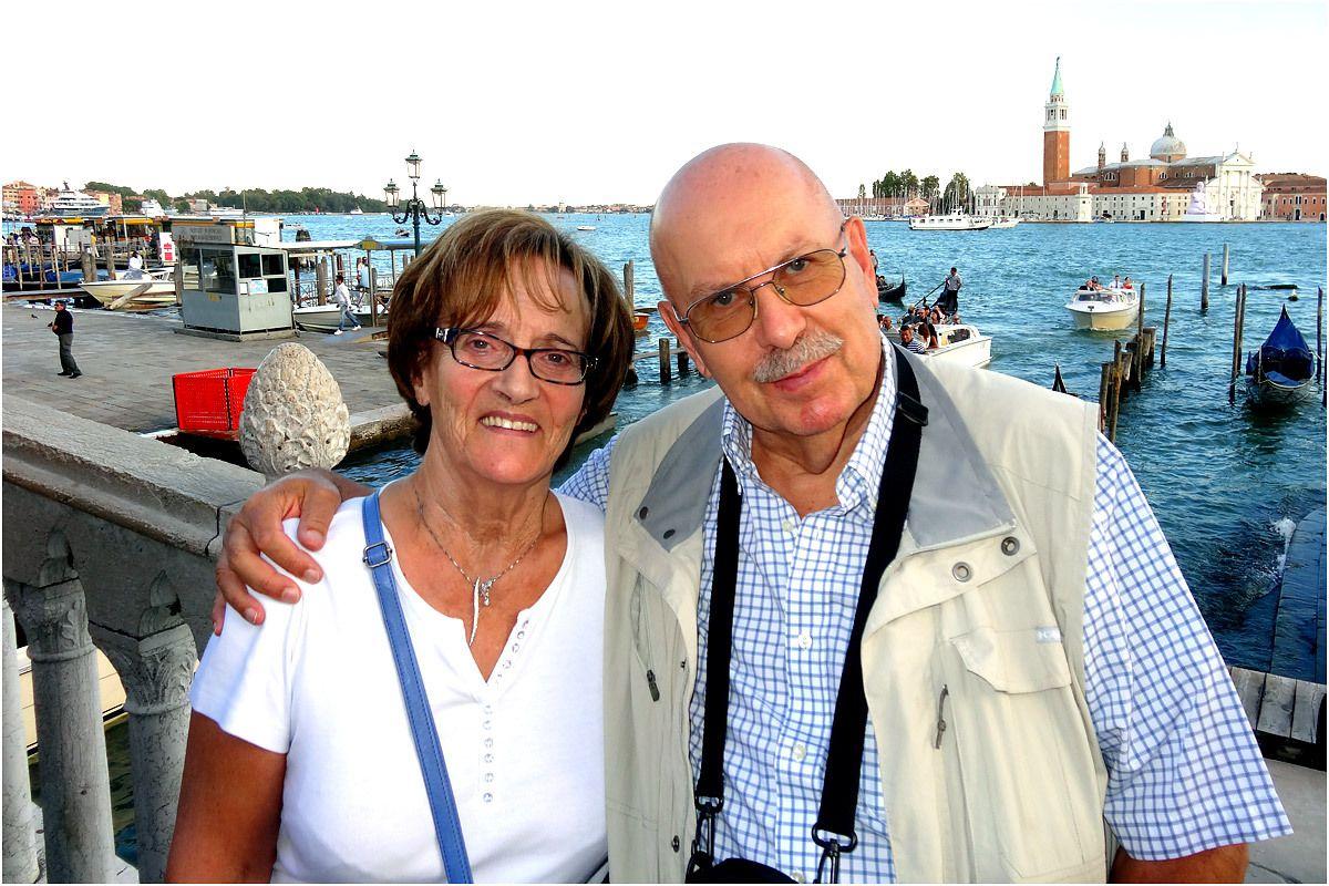 Venise - septembre 2013 - sur le  Ponte della Paglia