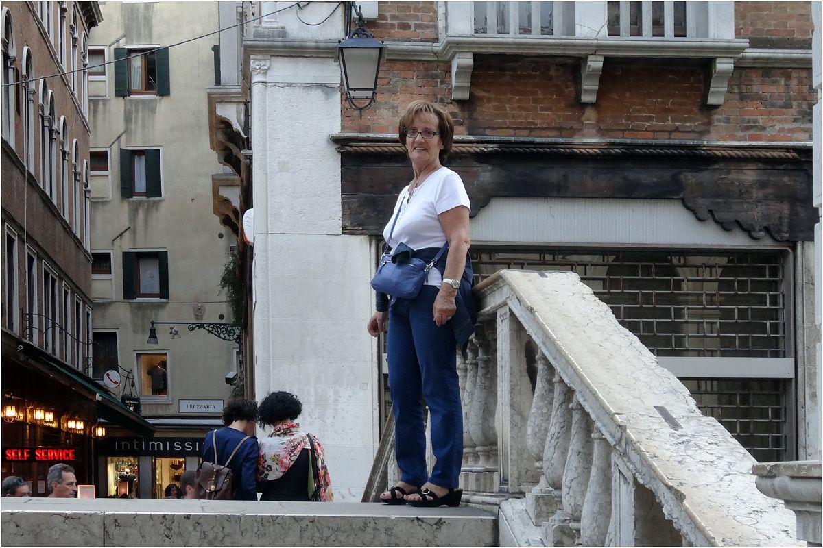 Venise - septembre 2013 - de San Marco au Rialto