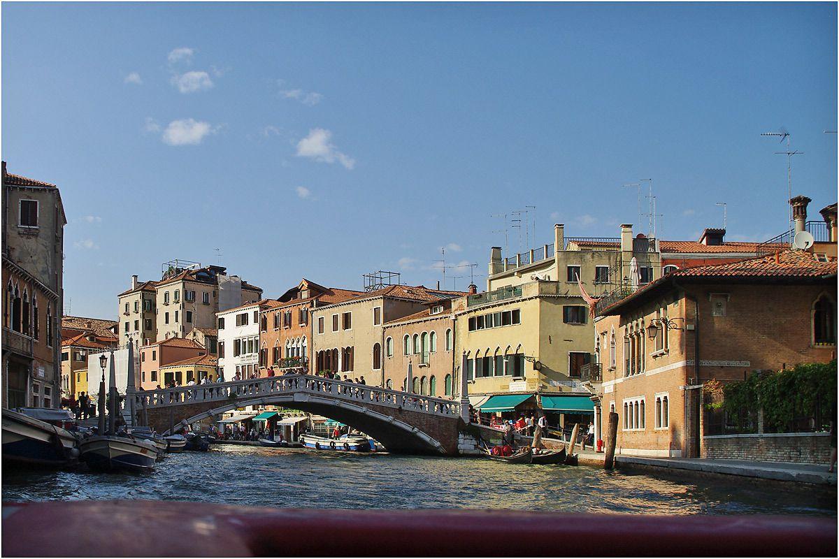 Venise - septembre 2013 - grand tour en vaporetto - Murano