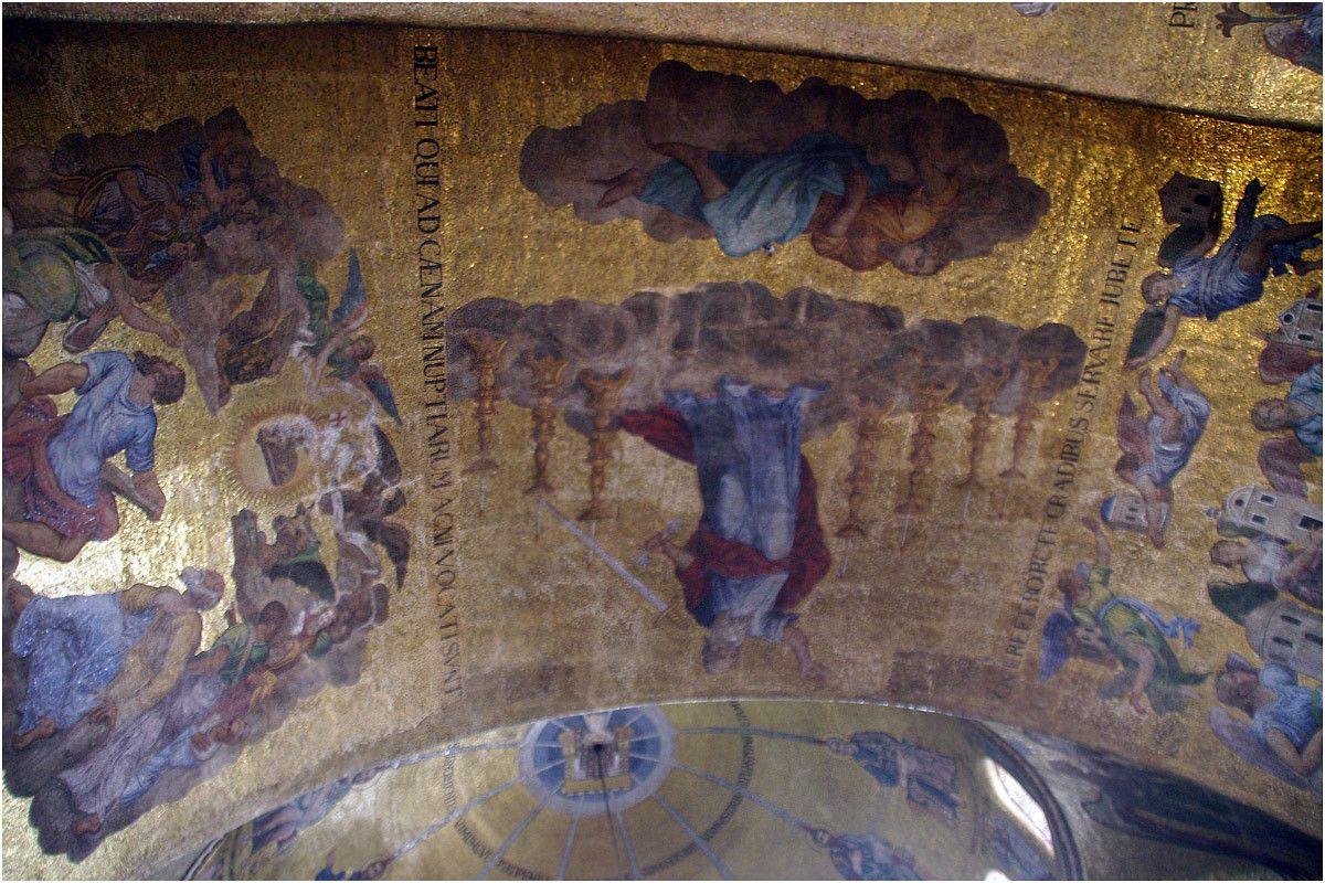 Venise - septembre 2013 - basilique Saint Marc