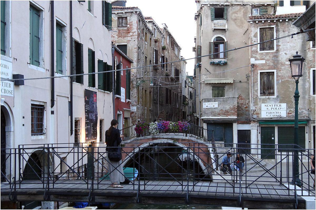 Venise - septembre 2013 - quartier du Rialto