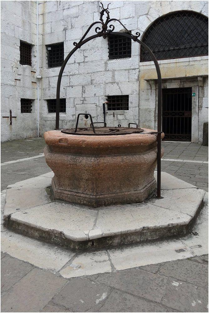 Venise en photos - septembre 2013 - Palais des Doges - la prison