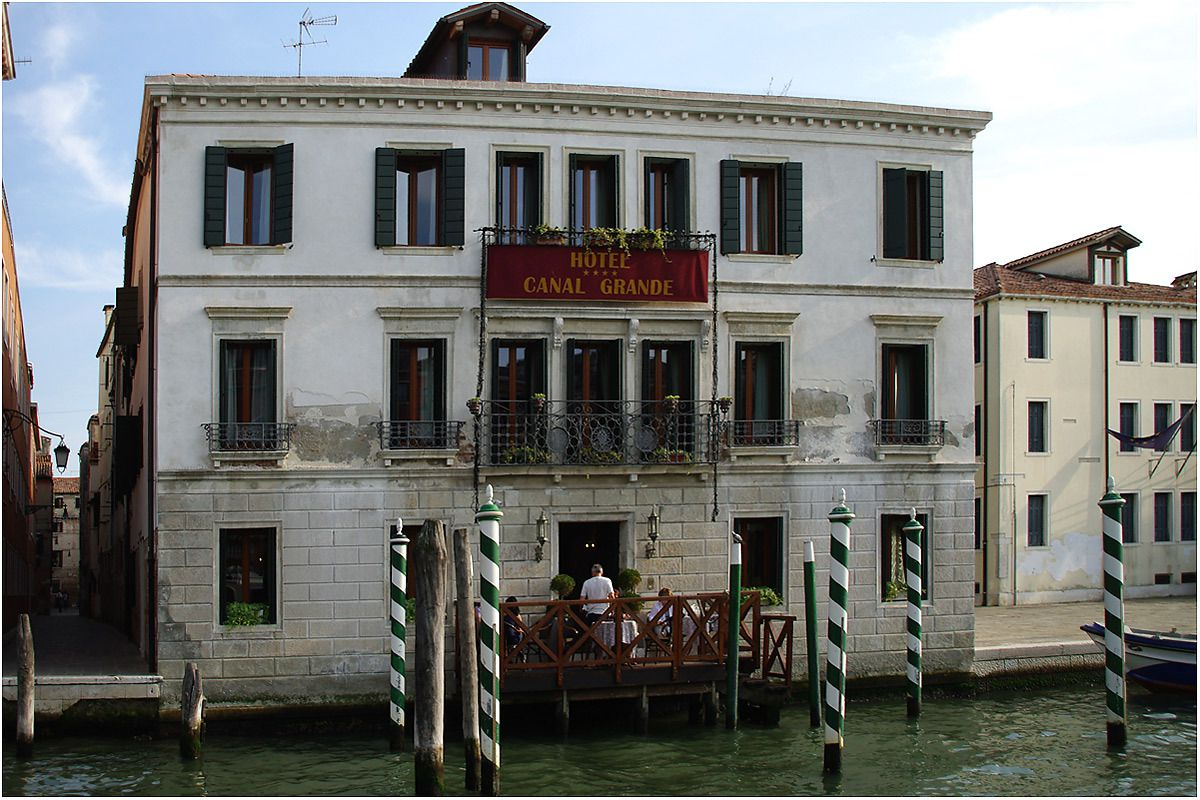 Venise en photos - 14 septembre 2013 - Le Grand Canal