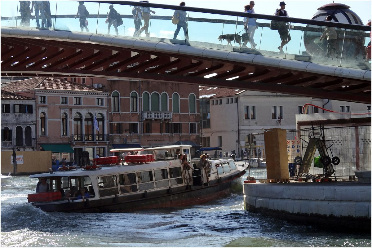 Venise - le Grand Canal