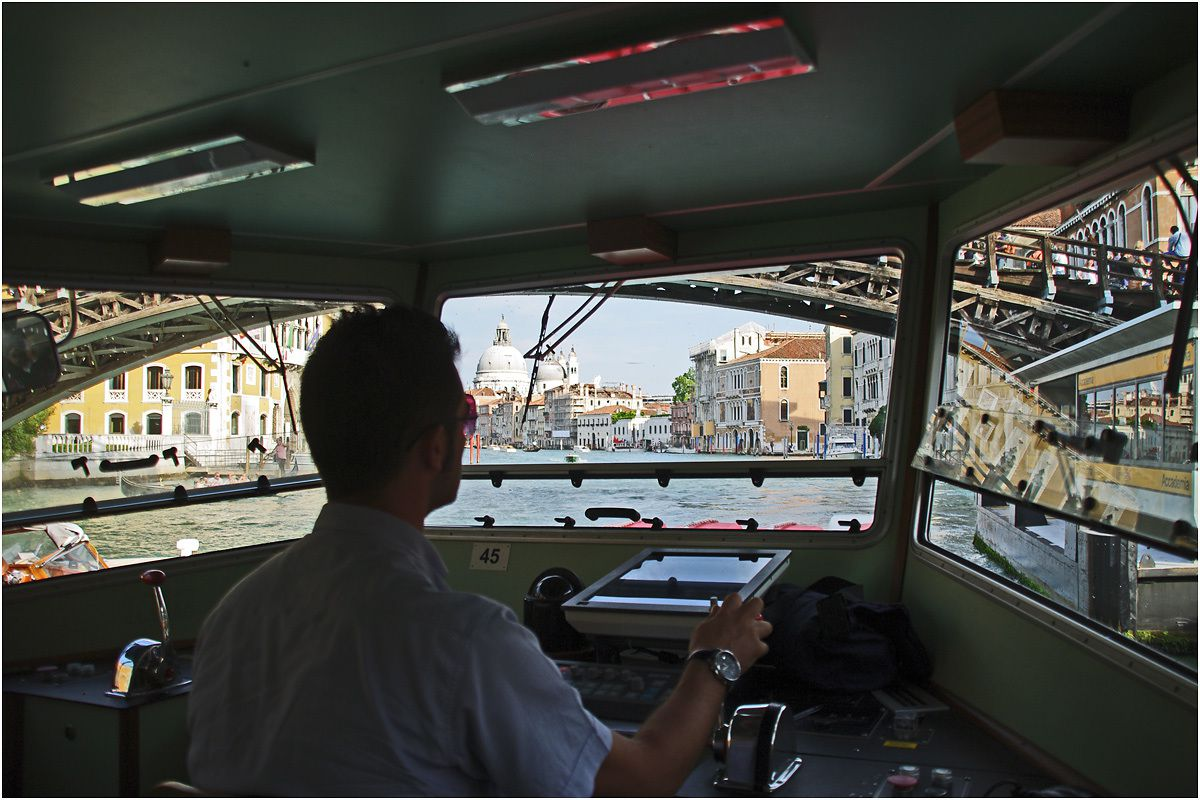 Venise en photos - 14 septembre 2013 - Le Grand Canal