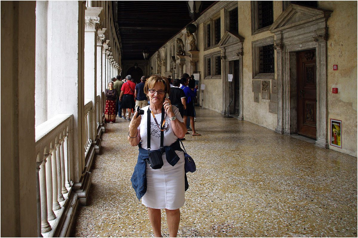 Venise en photos - septembre 2013 - Palais des Doges