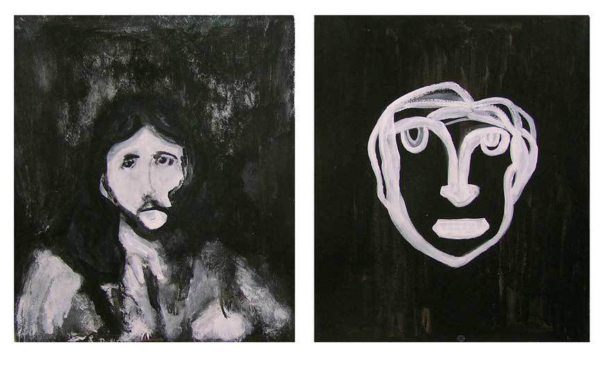 Mireille Vincent, Masques