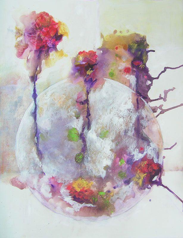 Peinture de Bérengère Douchin