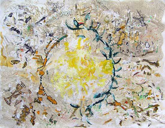 Martine Smagghe, peintures 2007 / 2010