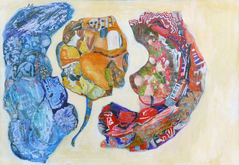 Exposition Peindre en liberté à l'Espace Beaujon