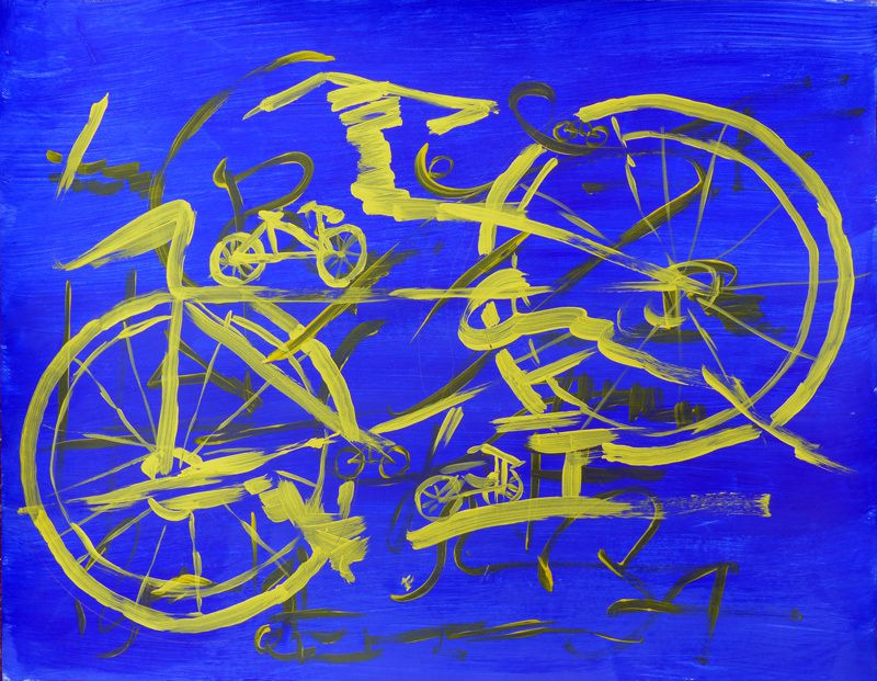 Vélos rapides de Jean-Jacques Siamer