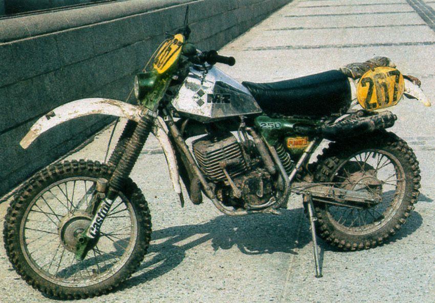 MZ 250 GE 1980
