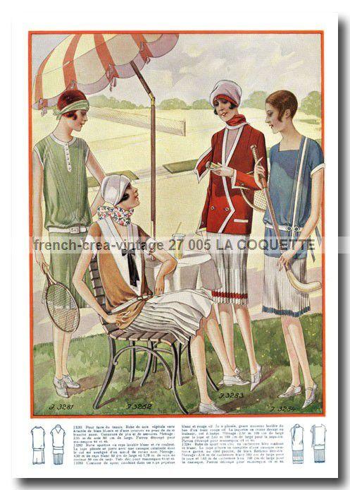 Mai 1927 ,les femmes et le sport