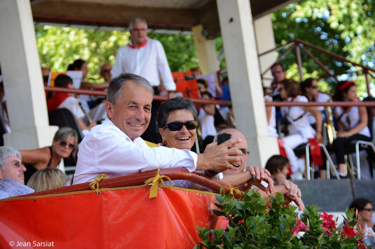 CORRIDA : Les arènes au coeur de la Hesta d'Ortès