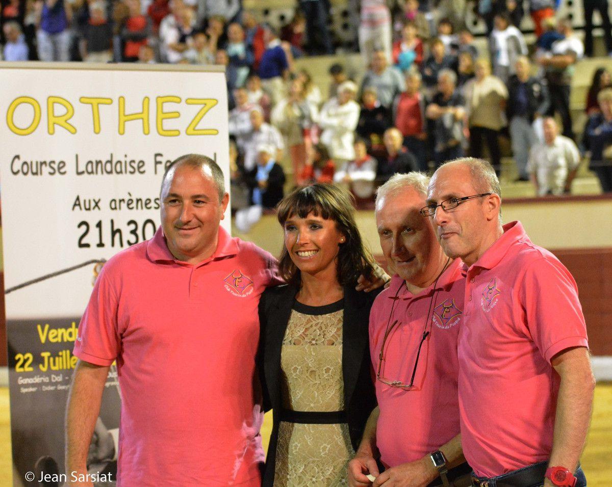 ORTHEZ : Un éblouissant festival de course landaise