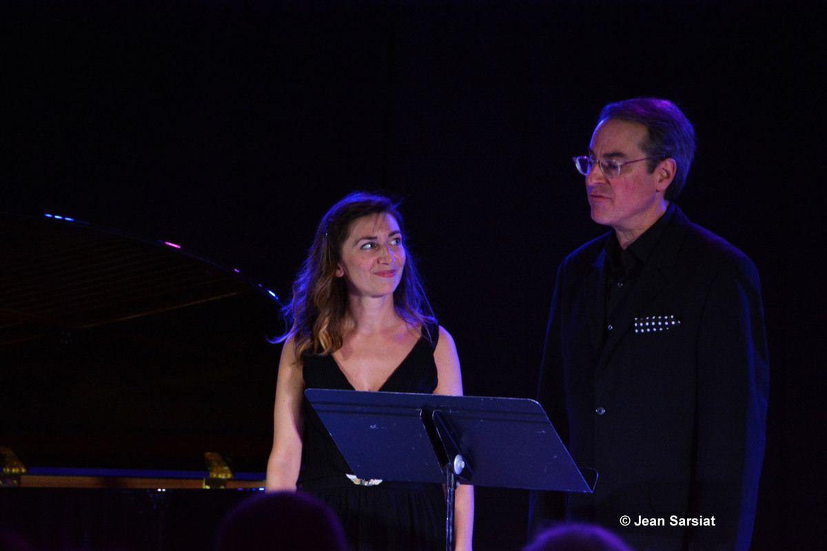 FESTIVAL PIERRES LYRIQUES : SUR LES CHEMINS MUSICAUX AMERICAINS