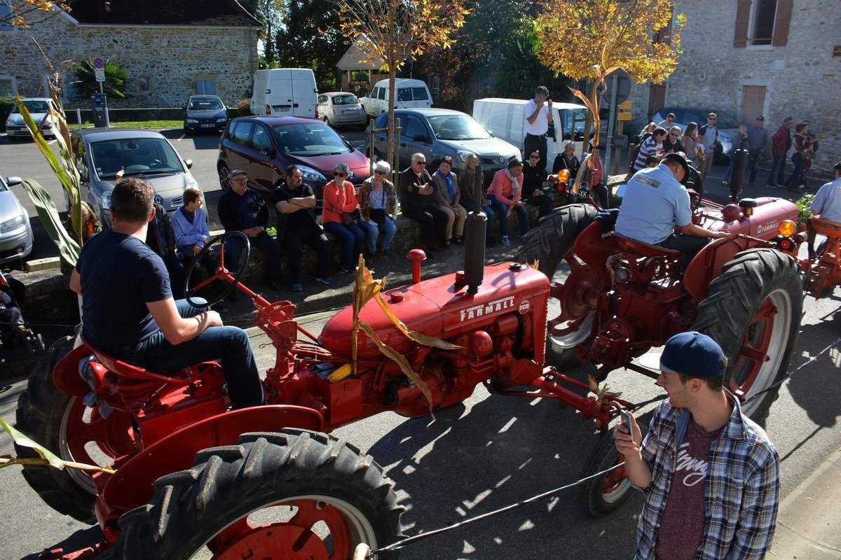 LAAS : La fête du maïs a récolté un éclatant  succès