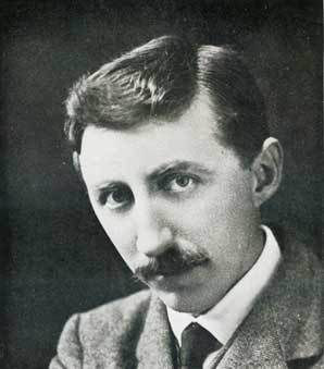 EM Forster at the time of A passage to India
