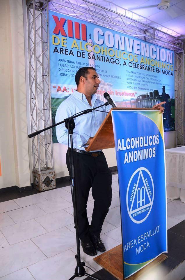 Presidente de la Junta de Custodios de AA - Président du Conseil des Services Généraux AA