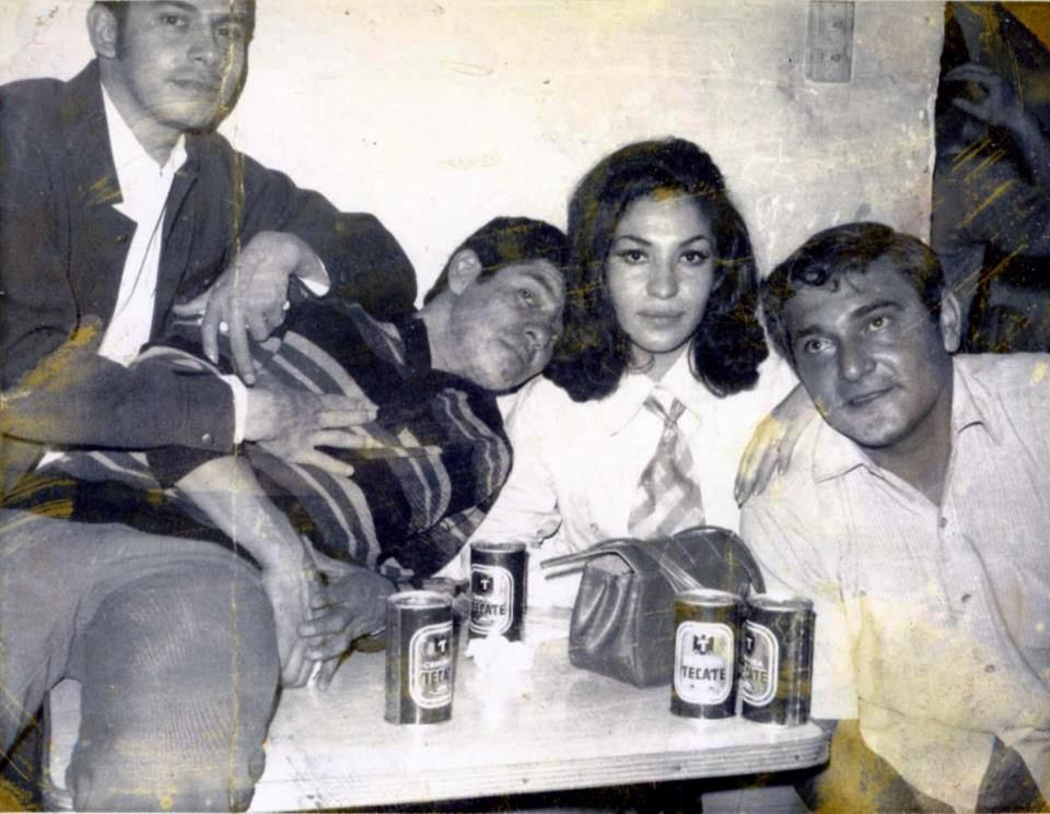 Quand Hector n'avait pas encore arrêté de boire...