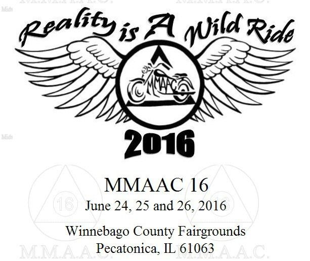 Midwest Motorcycle Alcoholics Anonymous Convention 2016