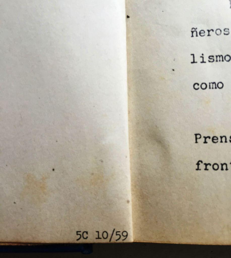 1959 : Big Book & 12 12 en espagnol
