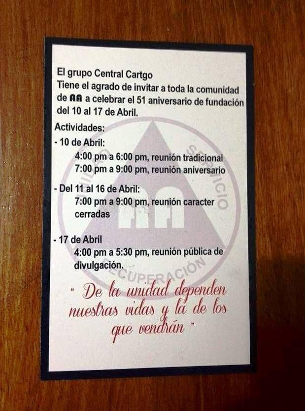 COSTA RICA  Alcohólicos Anónimos®