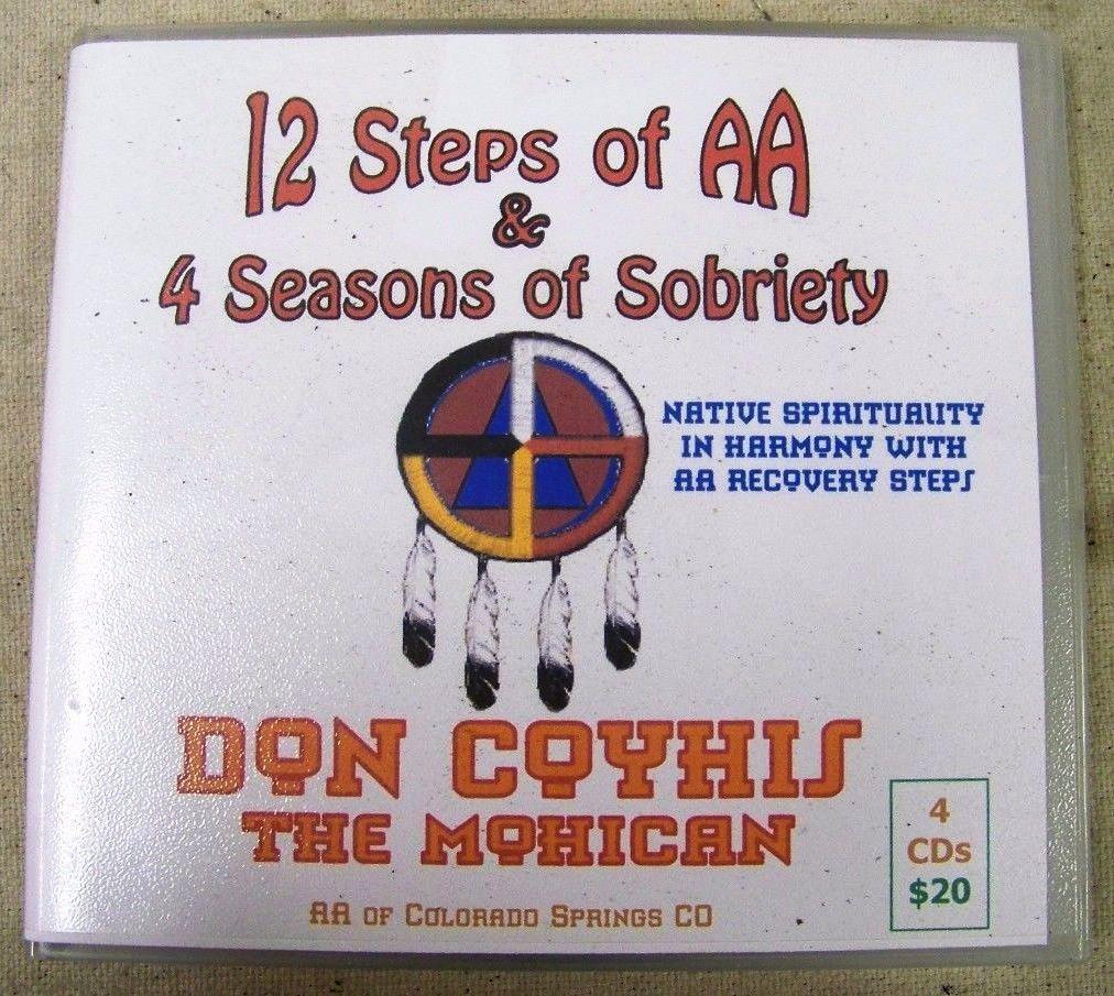 12 Etapes de AA et 4 saisons de sobriété - Spiritualité autochtone en harmonie avec les étapes de rétablissement AA