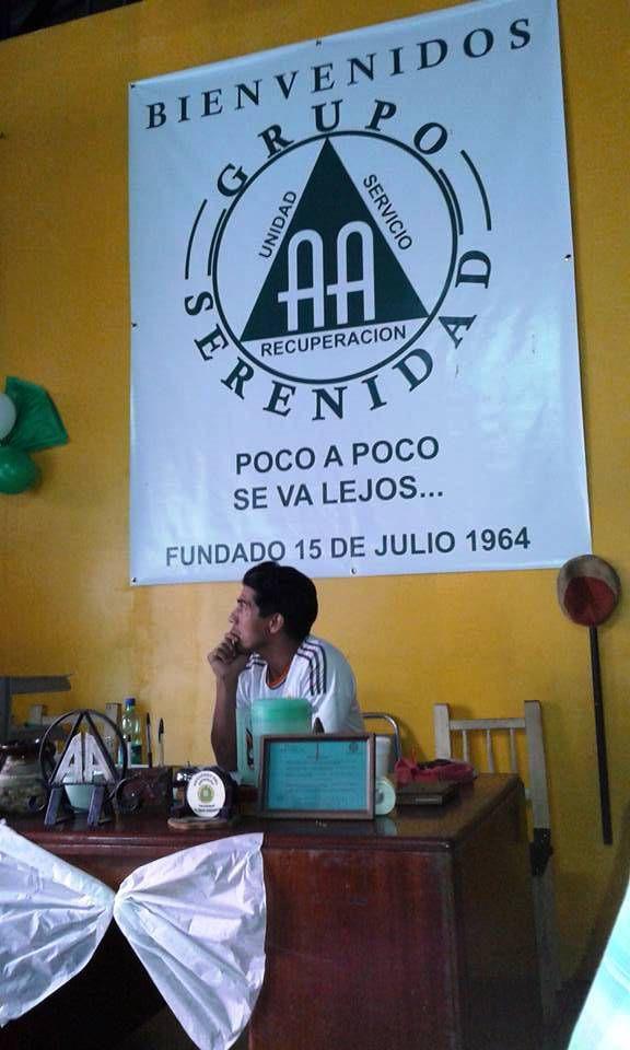 HONDURAS alcoholicos anonimos