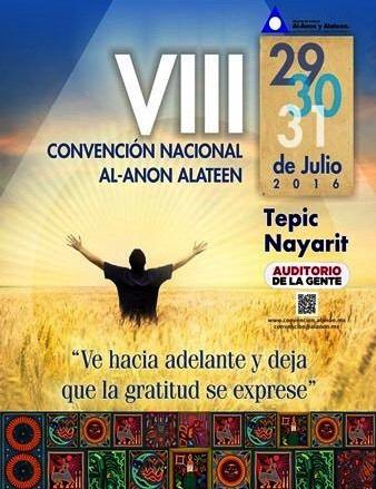 VIII Convención Nacional Al-Anon Alateen Mexico