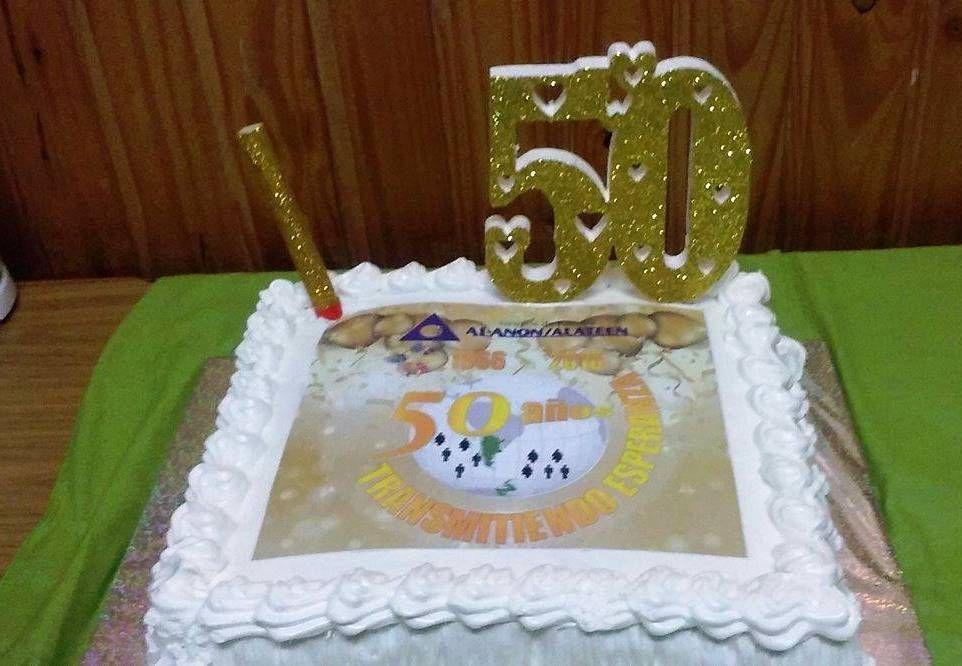 AL-ANON ARGENTINE : 50 ANS